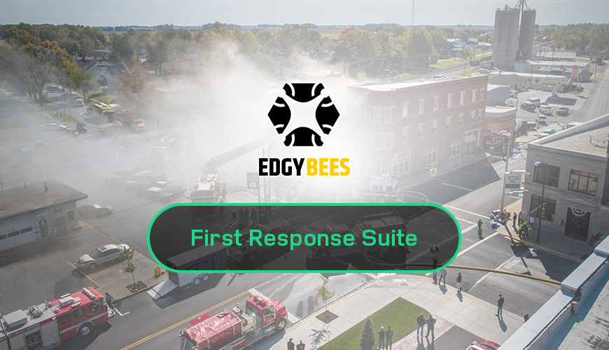 Edgybees first responder demo