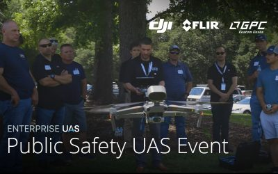 DJI Public Safety Event